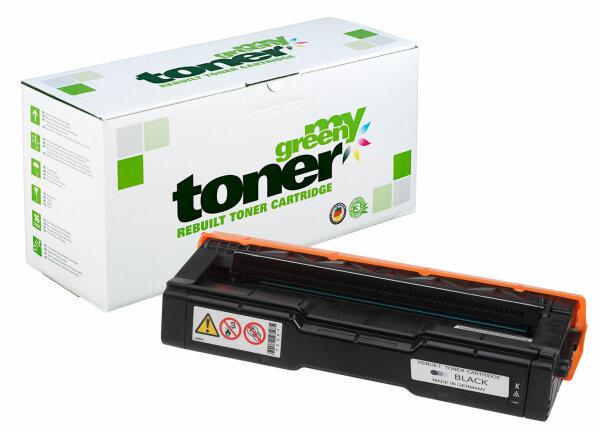 Rebuilt Toner Kartusche für: Ricoh 407543 2000 Seiten