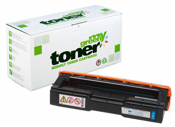Rebuilt Toner Kartusche für: Ricoh 407544 1600 Seiten