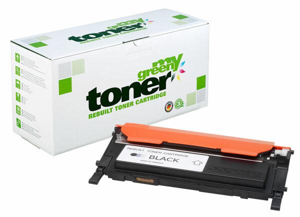 Rebuilt Toner Kartusche für: Samsung CLT-K4092S/ELS 1500 Seiten