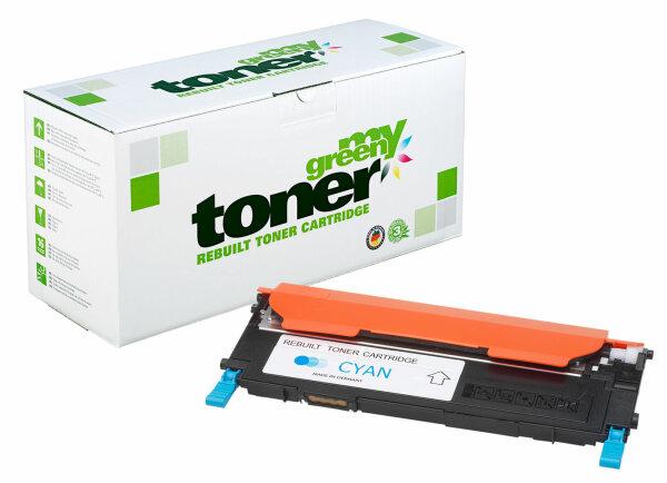 Rebuilt Toner Kartusche für: Samsung CLT-C4092S/ELS 1500 Seiten