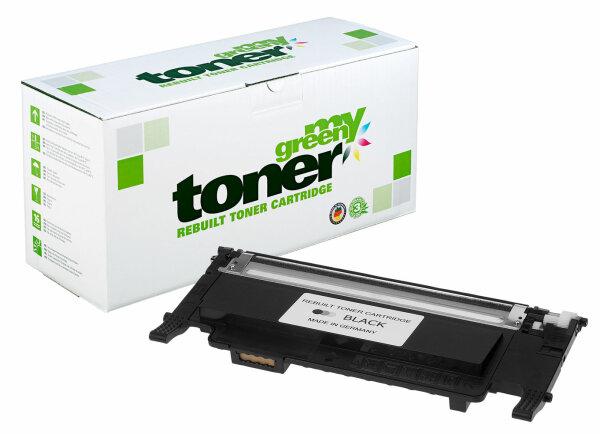 Rebuilt Toner Kartusche für: Samsung CLT-K4072S/ELS 1500 Seiten