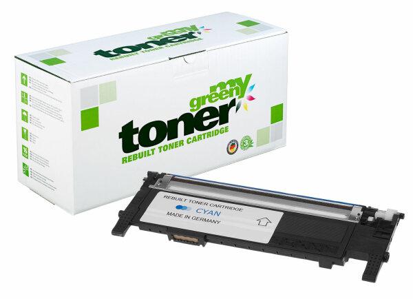 Rebuilt Toner Kartusche für: Samsung CLT-C4072S/ELS 1500 Seiten