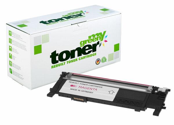 Rebuilt Toner Kartusche für: Samsung CLT-M4072S/ELS 1500 Seiten