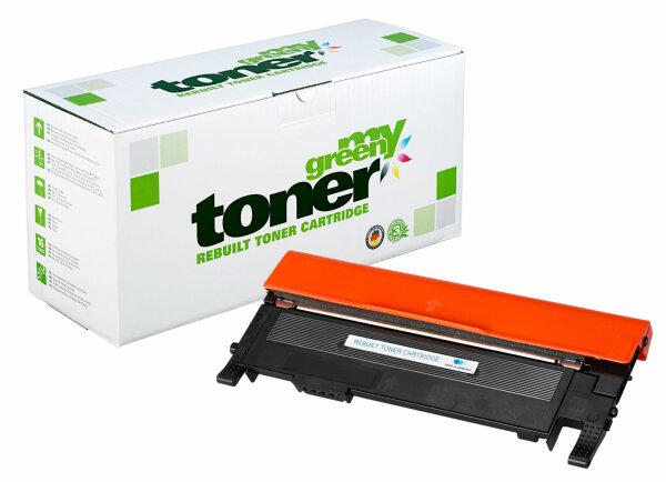 Rebuilt Toner Kartusche für: Samsung CLT-C406S/ELS 1000 Seiten