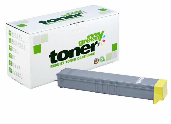 Rebuilt Toner Kartusche für: Samsung CLT-Y6072S/ELS 15000 Seiten
