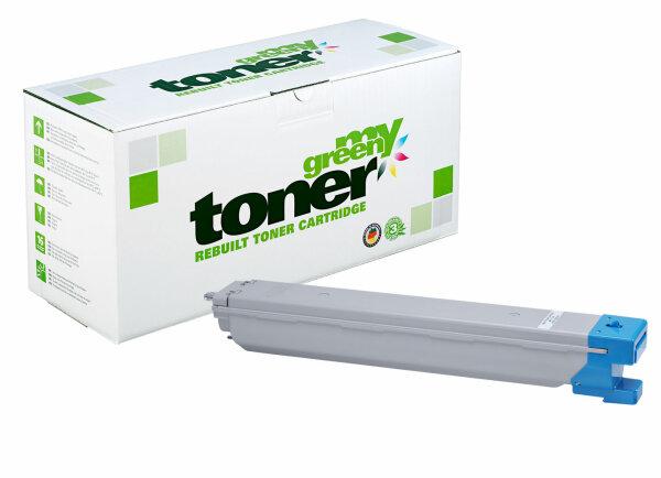 Rebuilt Toner Kartusche für: Samsung CLT-C809S/ELS 15000 Seiten