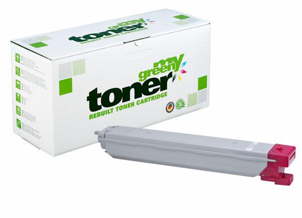 Rebuilt Toner Kartusche für: Samsung CLT-M809S/ELS 15000 Seiten