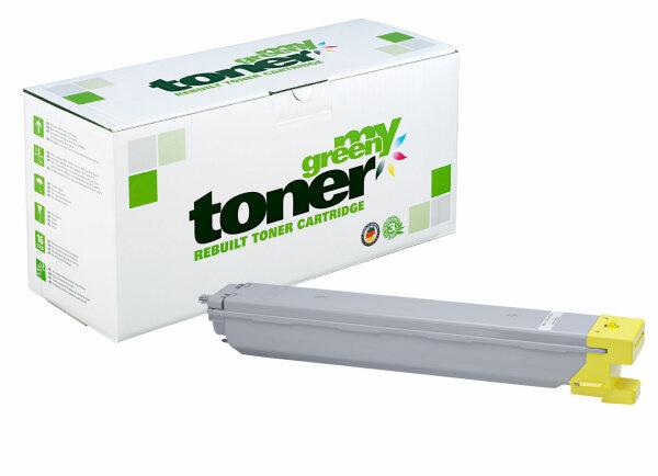 Rebuilt Toner Kartusche für: Samsung CLT-Y809S/ELS 15000 Seiten