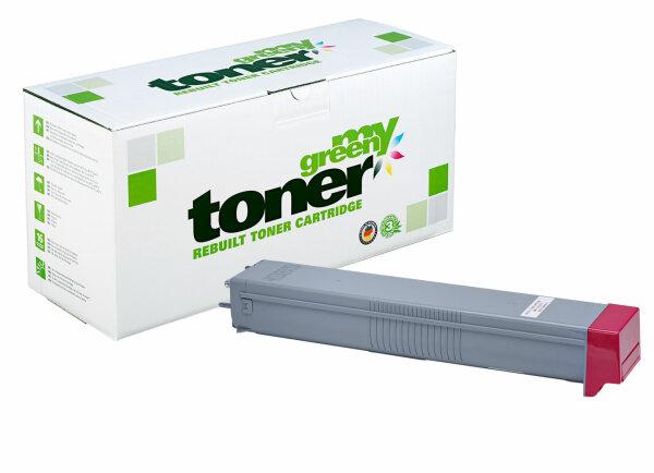Rebuilt Toner Kartusche für: Samsung CLT-M6062S/ELS 20000 Seiten