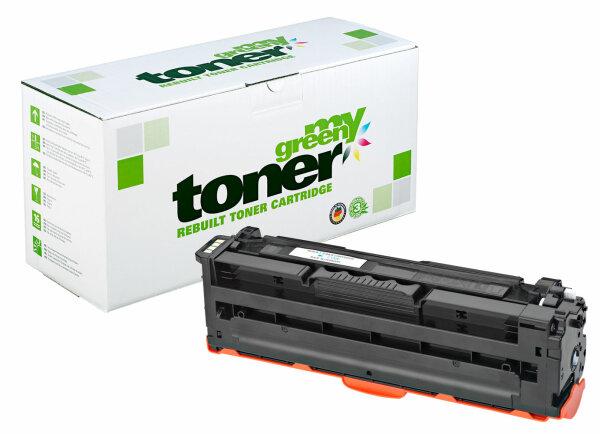Rebuilt Toner Kartusche für: Samsung CLT-C505L/ELS 3500 Seiten