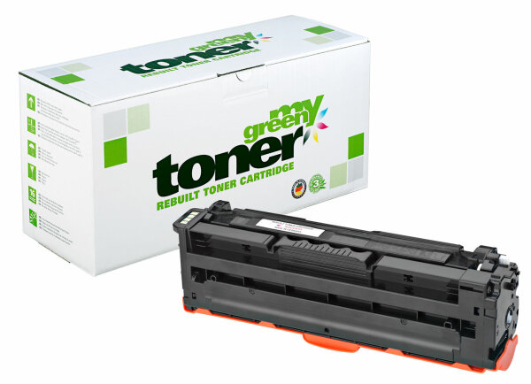 Rebuilt Toner Kartusche für: Samsung CLT-M505L/ELS 3500 Seiten