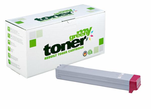Rebuilt Toner Kartusche für: Samsung CLX-M8380A 15000 Seiten