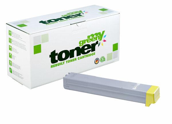 Rebuilt Toner Kartusche für: Samsung CLX-Y8380A 15000 Seiten