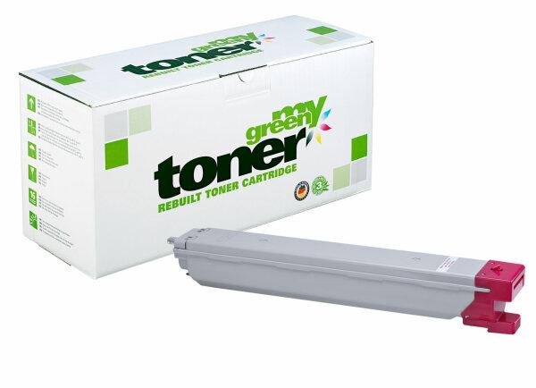 Rebuilt Toner Kartusche für: Samsung CLT-M808S/ELS 20000 Seiten