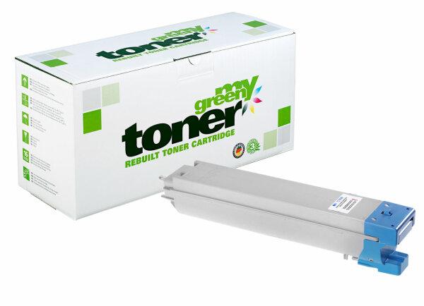 Rebuilt Toner Kartusche für: Samsung CLT-C659S/ELS 20000 Seiten
