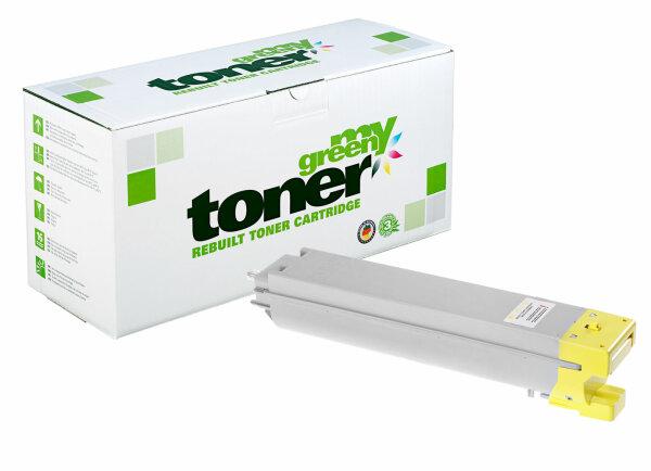 Rebuilt Toner Kartusche für: Samsung CLT-Y659S/ELS 20000 Seiten