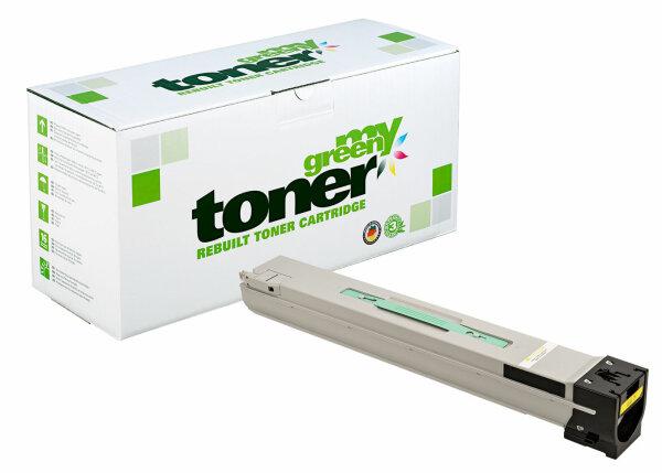 Rebuilt Toner Kartusche für: Samsung CLT-Y806S/ELS 30000 Seiten