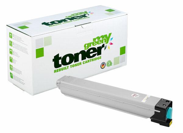 Rebuilt Toner Kartusche für: Samsung CLT-Y804S / Y804 15000 Seiten