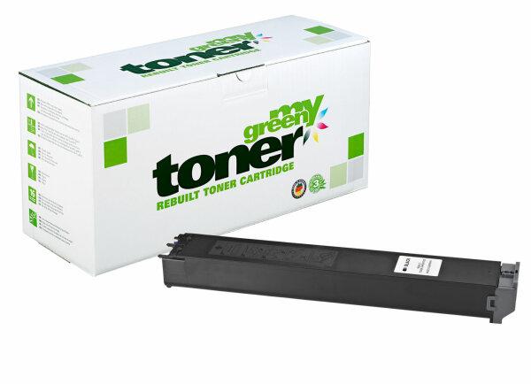 Rebuilt Toner Kartusche für: Sharp MX-23GTBA 18000 Seiten