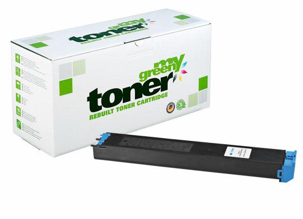 Rebuilt Toner Kartusche für: Sharp MX-23GTCA 10000 Seiten