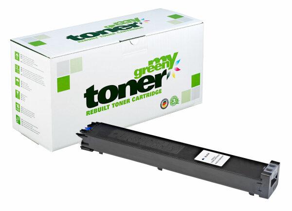 Rebuilt Toner Kartusche für: Sharp MX-31GTBA 18000 Seiten