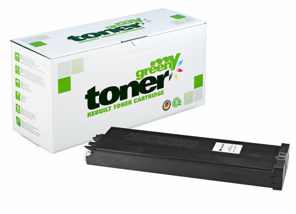 Rebuilt Toner Kartusche für: Sharp MX-50GTBA 36000 Seiten