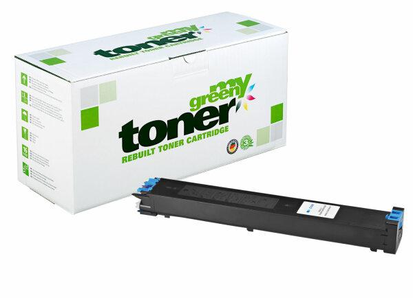 Rebuilt Toner Kartusche für: Sharp MX-31GTCA 15000 Seiten
