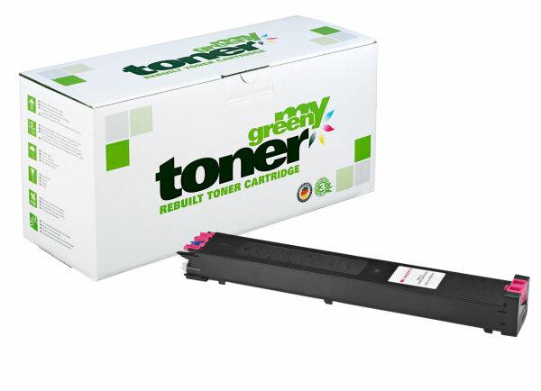 Rebuilt Toner Kartusche für: Sharp MX-31GTMA 15000 Seiten