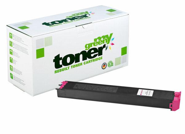 Rebuilt Toner Kartusche für: Sharp MX-36GTMA 15000 Seiten
