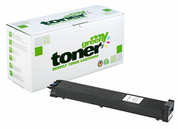 Rebuilt Toner Kartusche für: Sharp MX-27GTBA 18000 Seiten