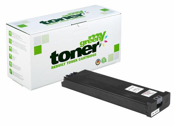 Rebuilt Toner Kartusche für: Sharp MX-45GTBA 36000 Seiten
