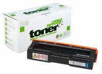 Rebuilt Toner Kartusche für: Sharp DX-C20TC 5000 Seiten