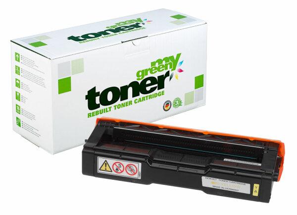 Rebuilt Toner Kartusche für: Sharp DX-C20TY 5000 Seiten