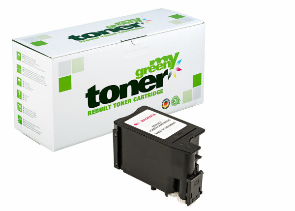 Rebuilt Toner Kartusche für: Sharp MXC-30GTM 6000 Seiten