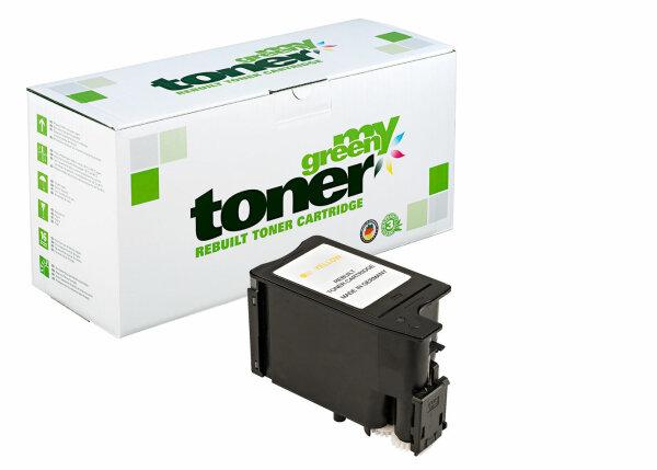 Rebuilt Toner Kartusche für: Sharp MXC-30GTY 6000 Seiten