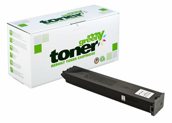 Rebuilt Toner Kartusche für: Sharp MX-61GTBA 40000 Seiten