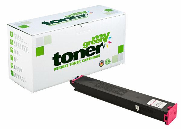 Rebuilt Toner Kartusche für: Sharp MX-61GTMA 24000 Seiten