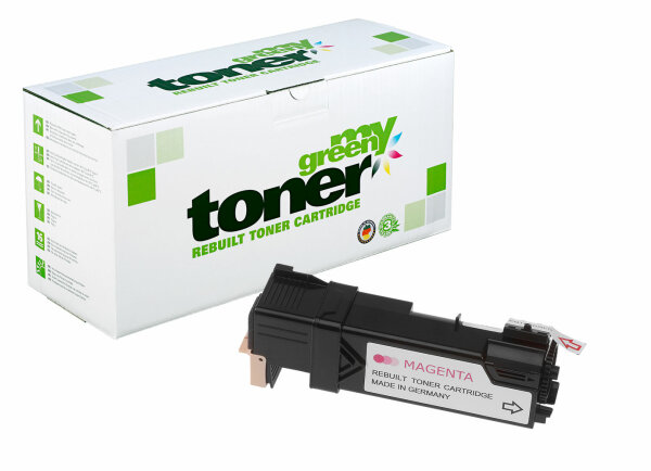 Rebuilt Toner Kartusche für: Xerox 106R01279 1900 Seiten