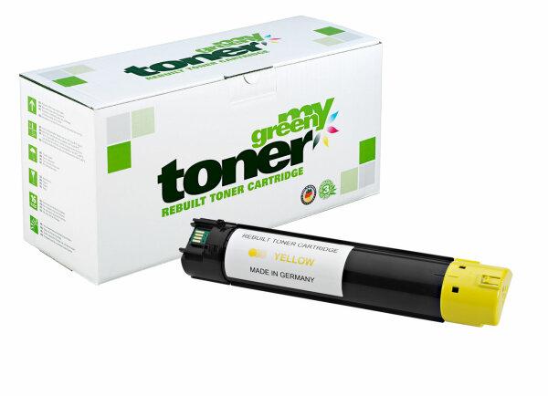 Rebuilt Toner Kartusche für: Xerox 106R01509 12000 Seiten