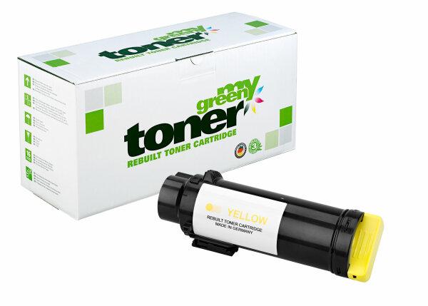 Rebuilt Toner Kartusche für: Xerox 106R03692 4300 Seiten