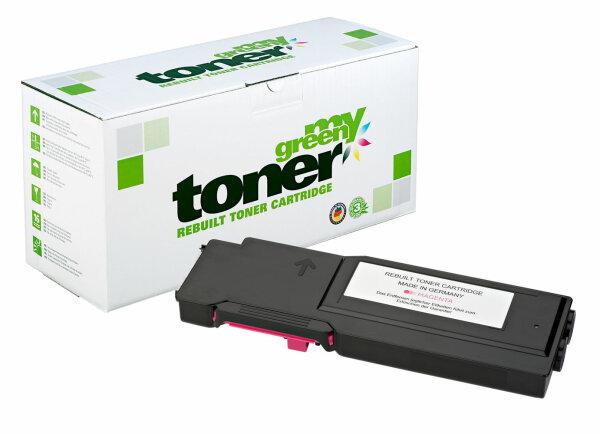 Rebuilt Toner Kartusche für: Xerox 106R03531 8000 Seiten