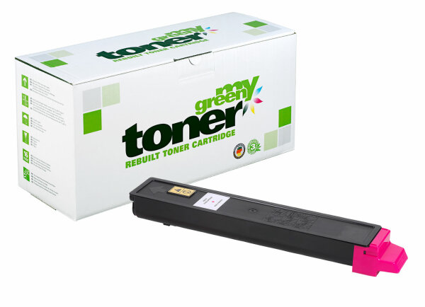 Rebuilt Toner Kartusche für: Utax 652511014 / 652511114 6000 Seiten
