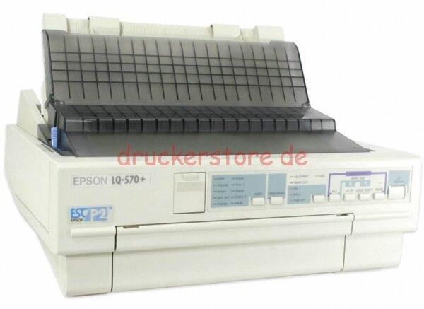 Epson LQ-570+ Arztdrucker Nadeldrucker Apothekendrucker Rezeptdrucker NEU #053