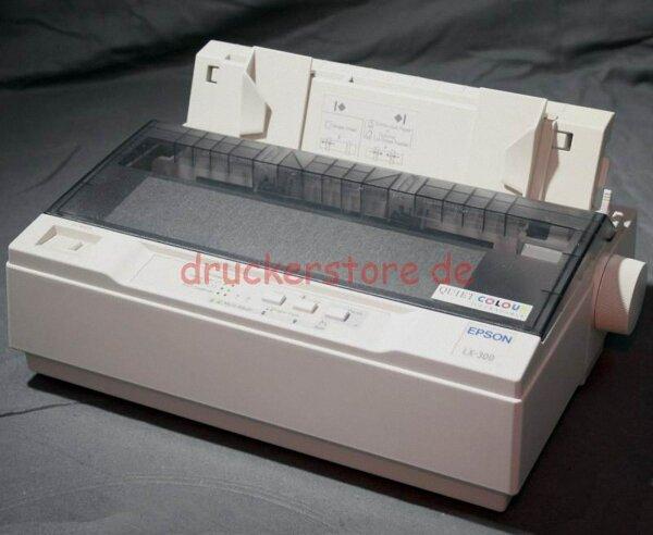 Epson LX-300 LX300 Arztdrucker Dot Matrix Waagendrucker Apothekendrucker #040