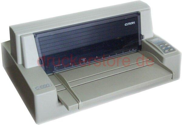 C.Itoh C-650 HighEnd Nadeldrucker Matrixdrucker Flachbettdrucker Listen A4 #021